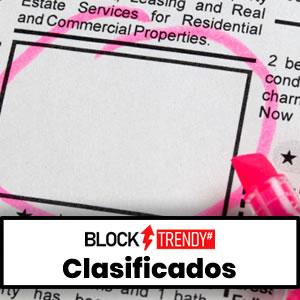 BlockTrendy Clasificados